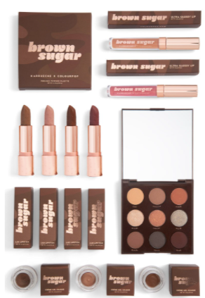 Karrueche x Colourpop Brown Sugar Collection