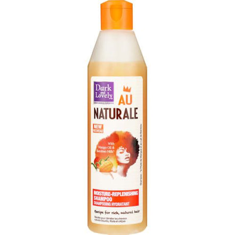 *. Au Naturale Moisture-Replenishing Shampoo