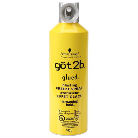 # Got2B Glued Blasting Freeze Spray