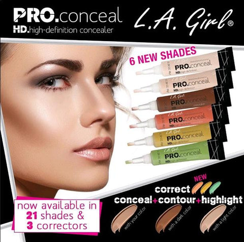 L.A Girls Pro Conceal