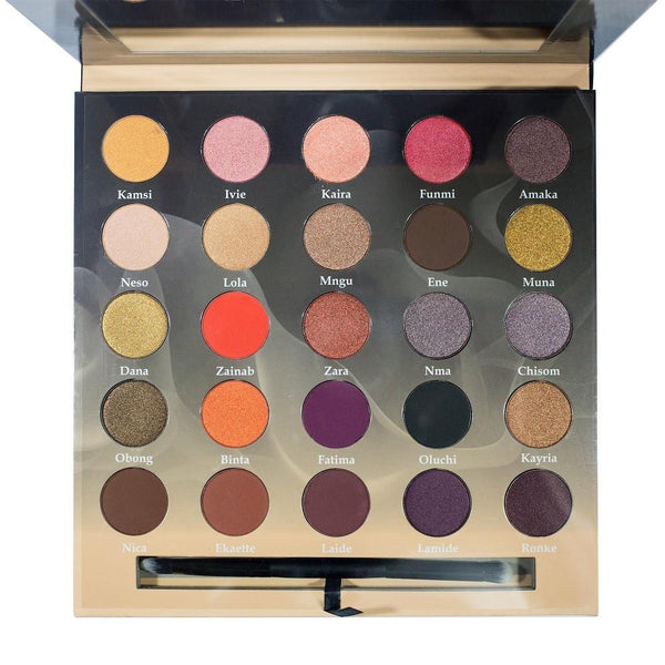 Nuban Intensified Palette