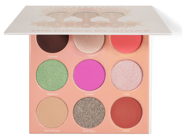 # Juvia's Place Douce Eyeshadow Palette (Pre Order)