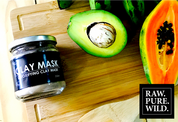 * . Skin Gourmet Detoxifying Clay Mask