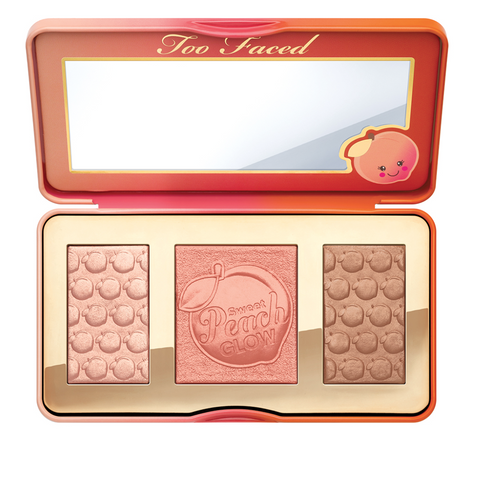 . * Too Faced Sweet Peach Glow