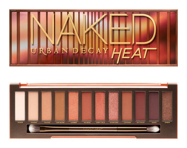 * Urban Decay Naked  Heat Palette
