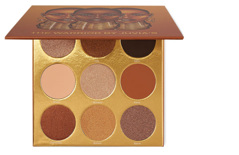 # .  Juvia's Place Warrior Palette