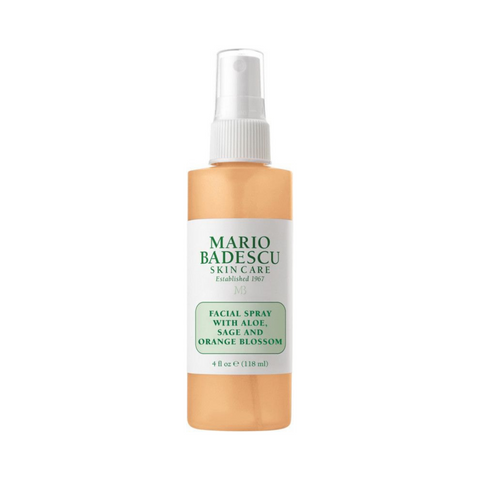 Mario Badescu Facial Spray With Aloe, Sage & Orange Blossom