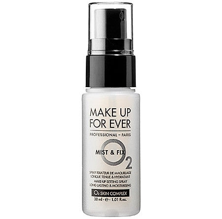*. Makeup Forever Mist and Fix