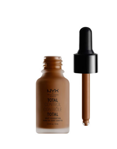 NYX Total Control Drop Foundation - 23 - Chestnut