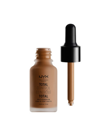 NYX Total Control Drop Foundation - 19 - Mocha