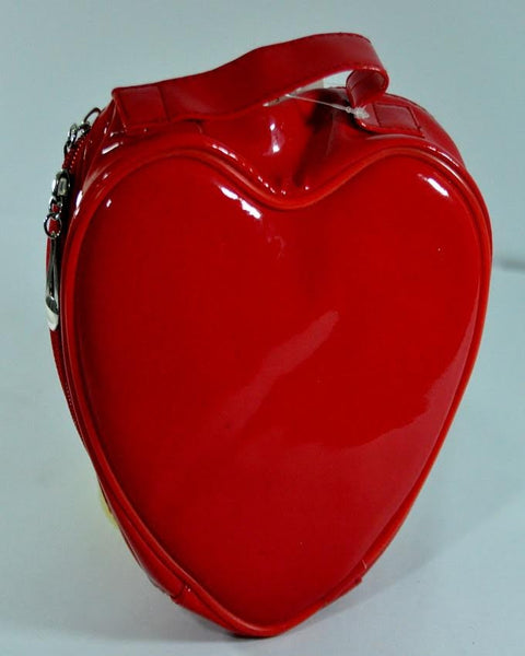Heart Shaped Make Up Pouch
