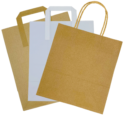 Paper Carrier Bags & Paper Carrier Sacks