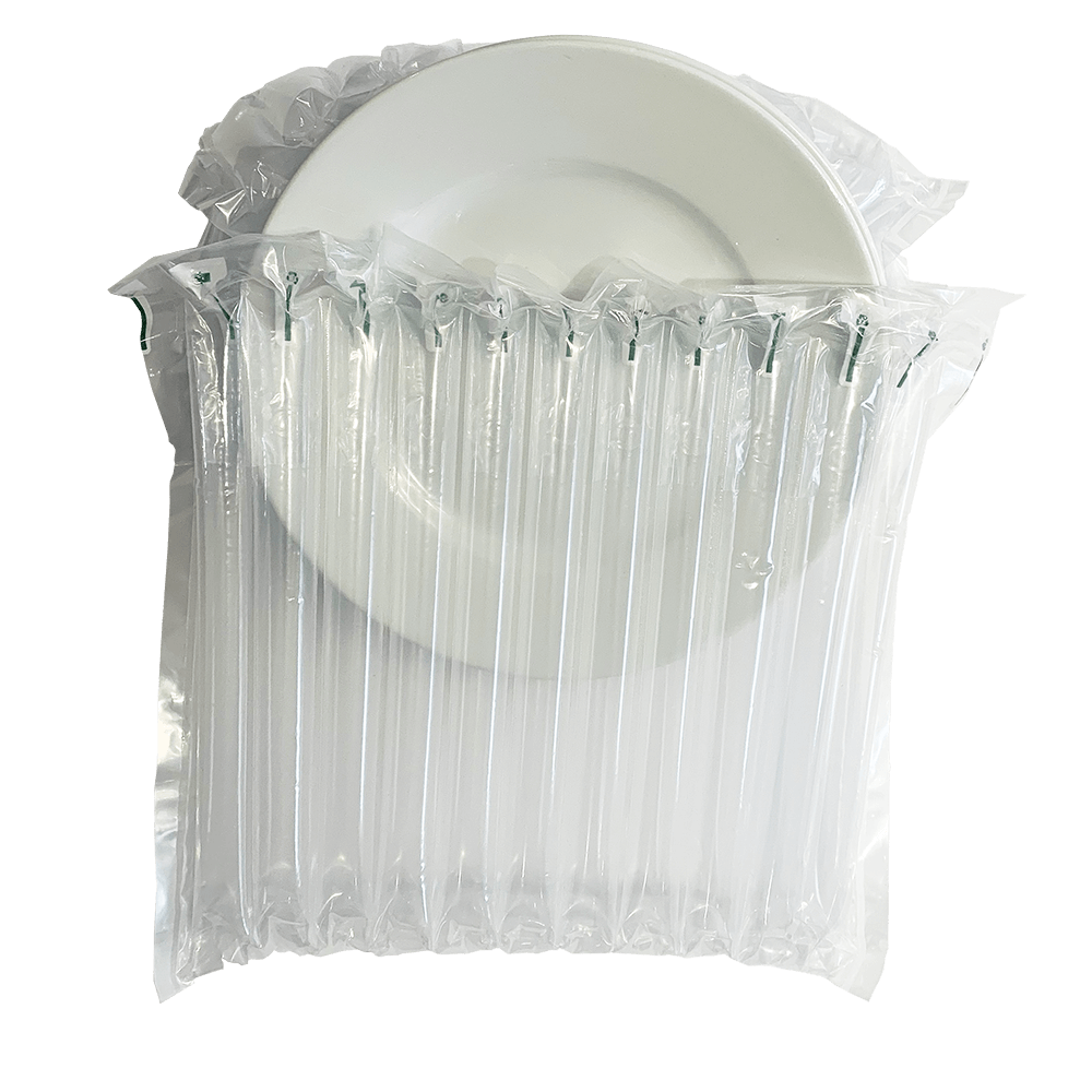 Air Packaging - Ceramics & Large Plates Inflatable Packaging