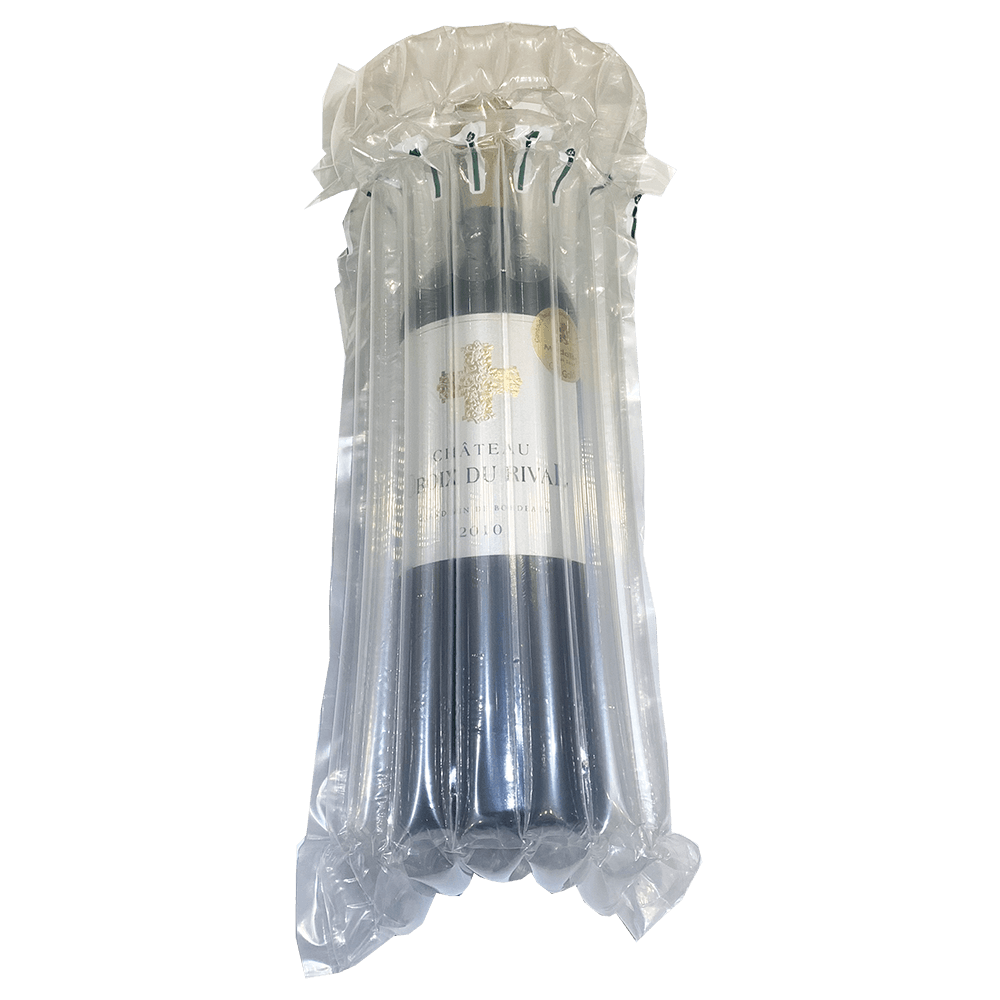 Air Packaging – Single Bottle Inflatable Packaging