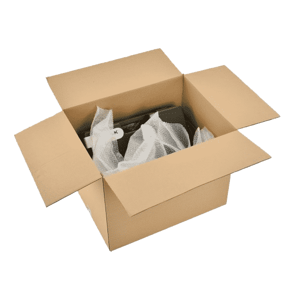 Double Wall Cardboard Boxes - 430mm x 430mm x 365mm - Pack Of 25