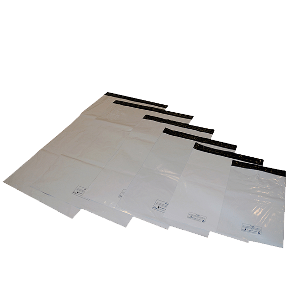 Heavy Duty Polythene Mailing Bags - 400mm x 500mm - Pack Of 500