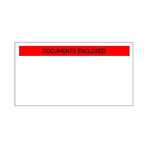 Printed Document Enclosed Wallet - A5 (225mm x 165mm) - Pack Of 1000