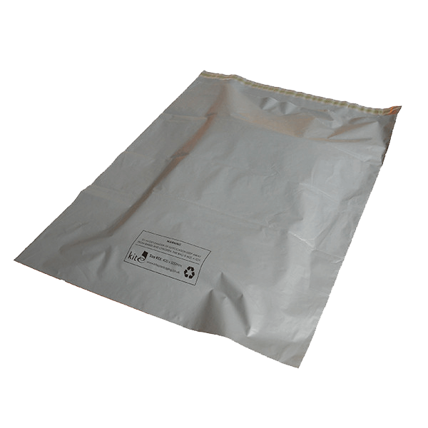 Standard Polythene Mailing Bags - 525mm x 600mm - KE6A - Pack Of 200