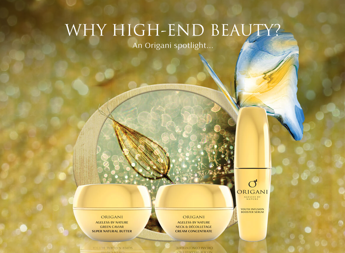 Why High-End Beauty-Origani Spotlight