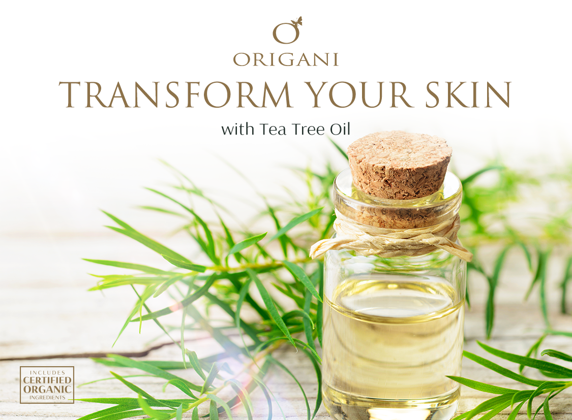 origani tea tree oil