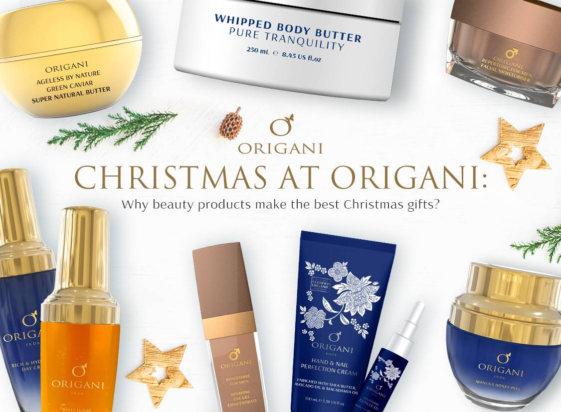 Origani 6 Beauty Christmas Gifts