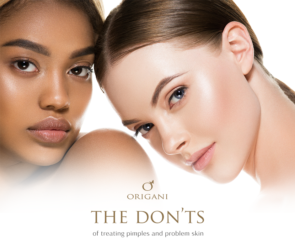 The Don'ts Of Treating Acne