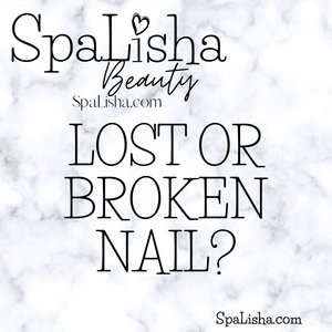 Lost or Broken Nail?