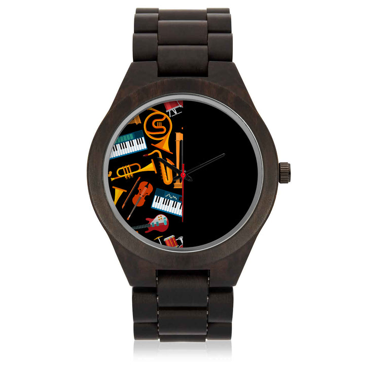 Music Maker I Custom Wrist Watch
