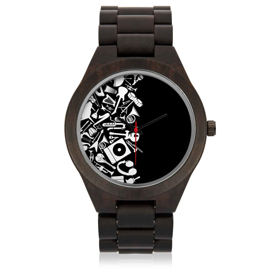 PERSONALIZED MUSIC MAKER II WATCH