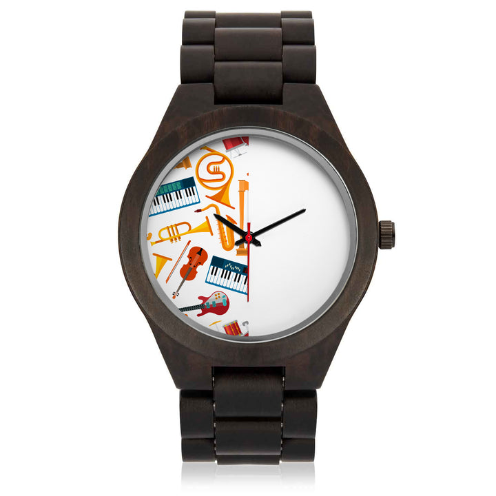 PERSONALIZED MUSIC MAKER III WATCH