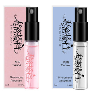 3ML Fragrances Deodorants Pheromone Perfume Women/Men Orgasm Body Emotions Spray Flirt Perfume Attract Air fresher