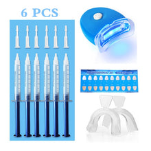 15 pcs kit Dental Peroxide Teeth Whitening Kit Tooth Bleaching Gel Kits Dental Brightening Dental Equipment Oral Hygiene Smile Products
