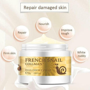 Health Snail Face Cream Hyaluronic Acid Moisturizer Anti Wrinkle Aging Cream for Face Nourishing Serum Day Cream for Face