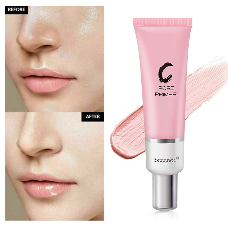 35ml Invisible Pore Makeup Primer Pores Disappear Face Oil-control Make Up Base Colorless Health Skin Friendly Base
