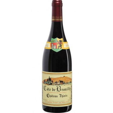 Chateau Thivin Cote De Brouilly 2016 Half - Taurus Wines