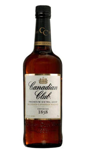 Canadian Club Whisky - Taurus Wines