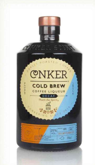 Conker Spirit Cold Brew Coffee Liqueur (Decaf)