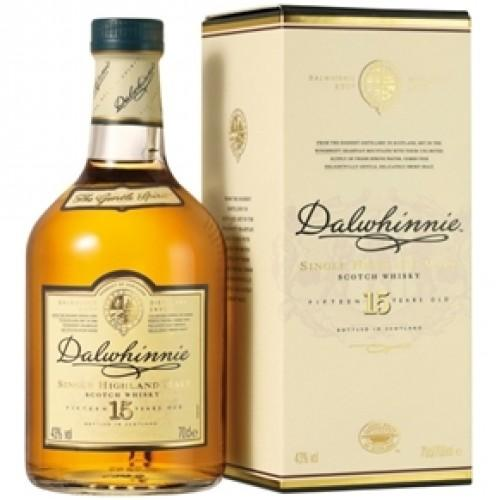 Dalwhinnie Single Malt 15 Year Old - Taurus Wines