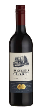 58 Guineas Everyday Claret 2018 - Taurus Wines