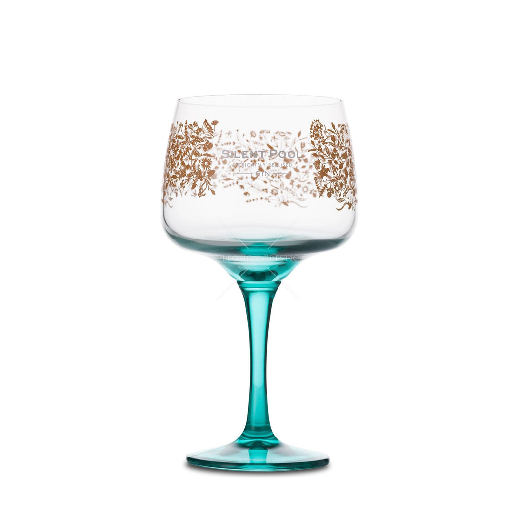 Silent Pool Gin Copa Glass