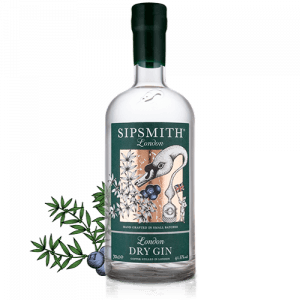 Sipsmith London Dry Gin - Taurus Wines