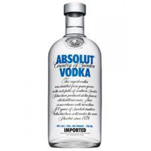 Absolut Vodka Blue - Taurus Wines