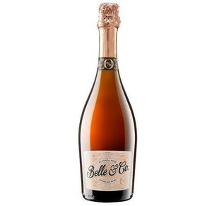 Belle & Co Sparkling Rose Alcohol Free - Taurus Wines
