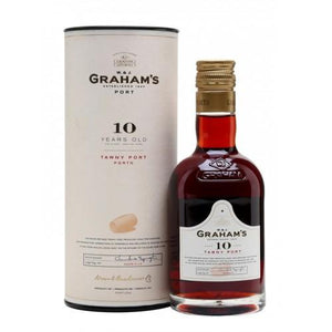 "Grahams ""The Tawny"" 10 Year Old Mini (20cl) - Taurus Wines"