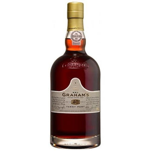 "Grahams ""The Tawny"" Port 40 Year Old - Taurus Wines"