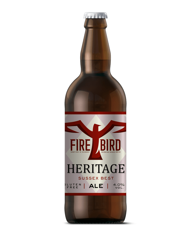 Firebird Heritage Ale 12 X 500Ml Bottles - Taurus Wines