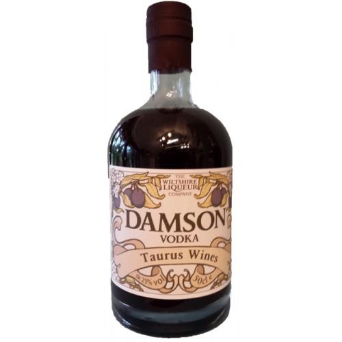 Taurus Damson Vodka - Taurus Wines