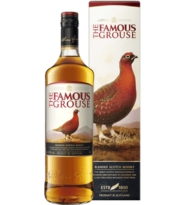 The Famous Grouse - Taurus Wines
