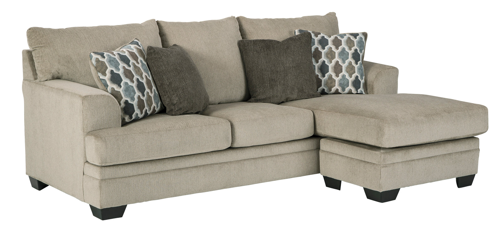 Owen Sofa Chaise (Light Fabric)