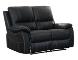 Harper Recliner - Black